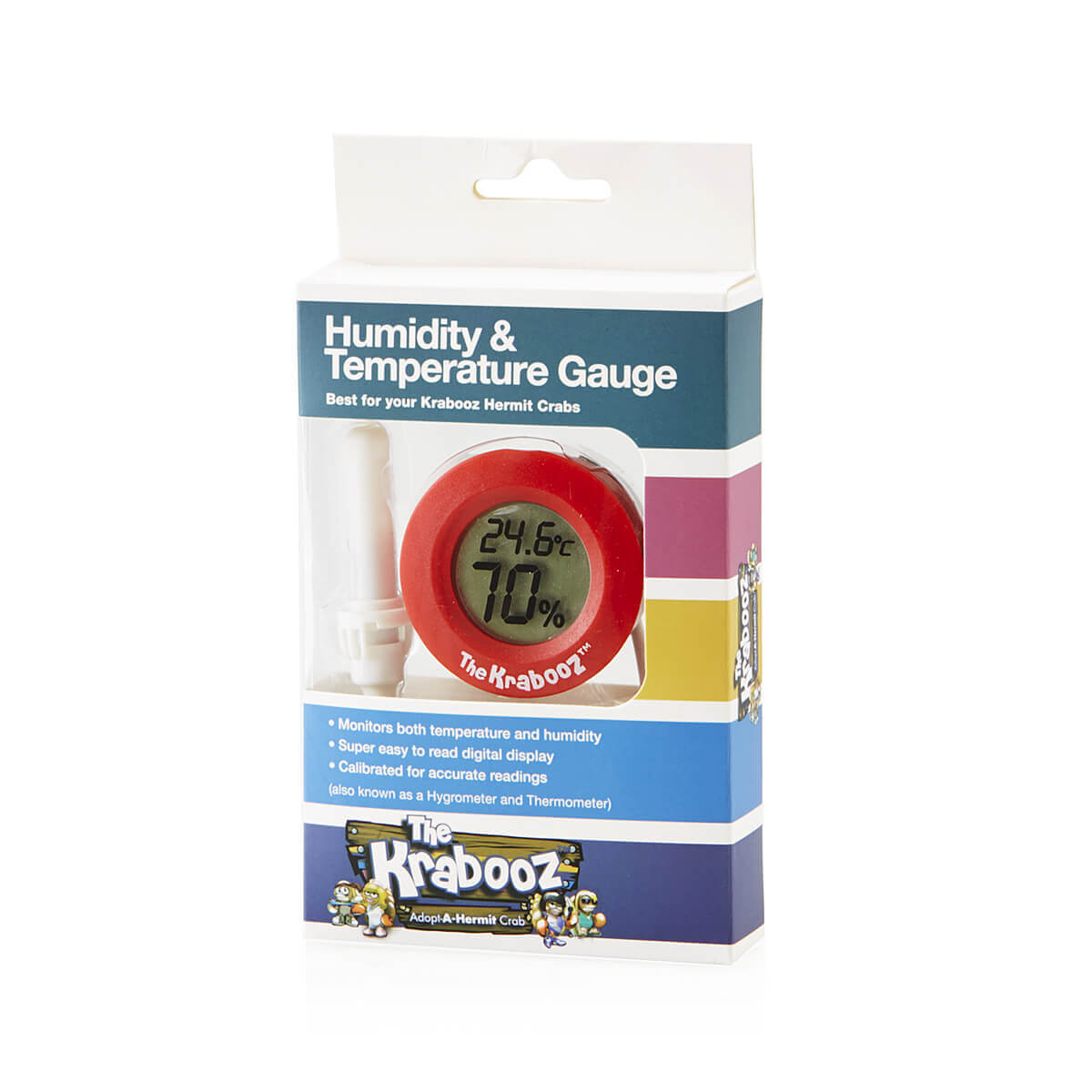 Krabooz Humidity Gauge