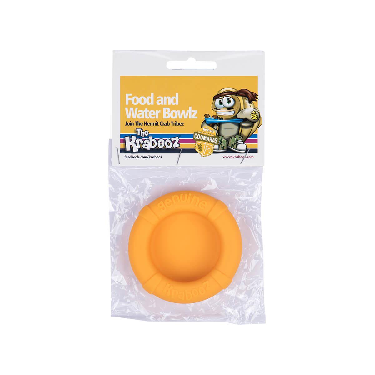 Krabooz Food & Water Bowlz